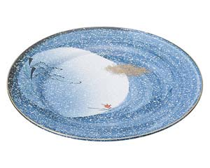 【まとめ買い10個セット品】和食器 ミ432-186 アラカルト皿 【キャンセル/返品不可】【ECJ】