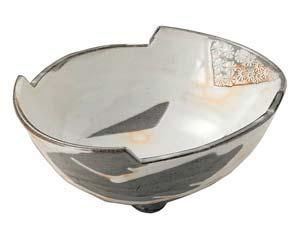 【まとめ買い10個セット品】和食器 ネ442-056 楕円鉢 【キャンセル/返品不可】【ECJ】