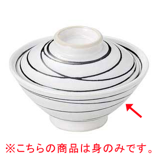 【まとめ買い10個セット品】和食器 ユ444-397 うず潮 のり茶(身)【キャンセル/返品不可】【ECJ】
