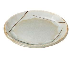 【まとめ買い10個セット品】和食器 ロ457-527 いこい 7.0丸皿【キャンセル/返品不可】【ECJ】