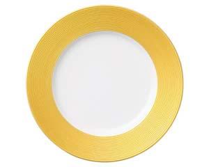 【まとめ買い10個セット品】和食器 ネ506-046 ゴールドINF27.5cmプレート 【キャンセル/返品不可】【ECJ】