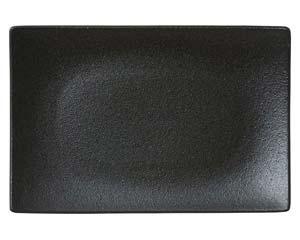 【まとめ買い10個セット品】ネ524-167 エボニー33.5cm角プラター【キャンセル/返品不可】【ECJ】