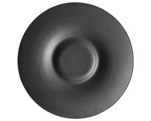 【まとめ買い10個セット品】和食器 カ513-026 黒マットクレートプレートL 【キャンセル/返品不可】【ECJ】