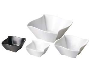 【まとめ買い10個セット品】和食器 キ514-086 アーバン白波型小鉢(L) 【キャンセル/返品不可】【ECJ】