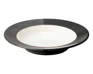 【まとめ買い10個セット品】和食器 イ572-556 26cmスープ皿 【キャンセル/返品不可】【ECJ】