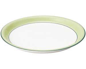【まとめ買い10個セット品】和食器 ツ587-566 12吋Sチョップ皿 【キャンセル/返品不可】【ECJ】