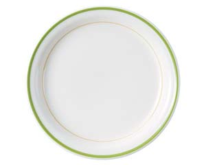 【まとめ買い10個セット品】和食器 カ589-546 10吋ディナー皿 【キャンセル/返品不可】【ECJ】
