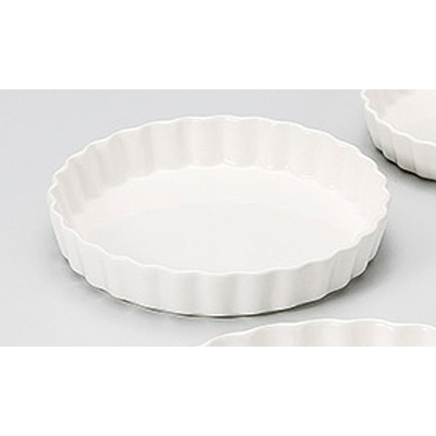 【まとめ買い10個セット品】ス600-027 乳白キッシュパン(中)【キャンセル/返品不可】【ECJ】