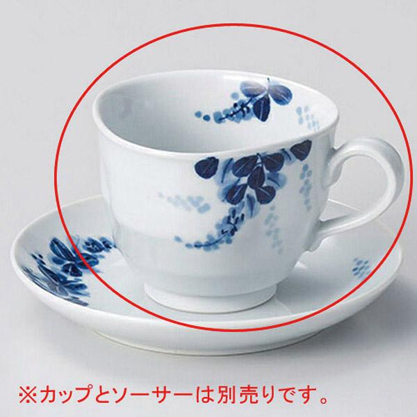 【まとめ買い10個セット品】和食器 オ606-266 手描萩コーヒー碗のみ 【キャンセル/返品不可】【ECJ】