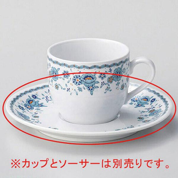 【まとめ買い10個セット品】和食器 ホ610-066 エジンバラコーヒー碗と受皿 【キャンセル/返品不可】【ECJ】
