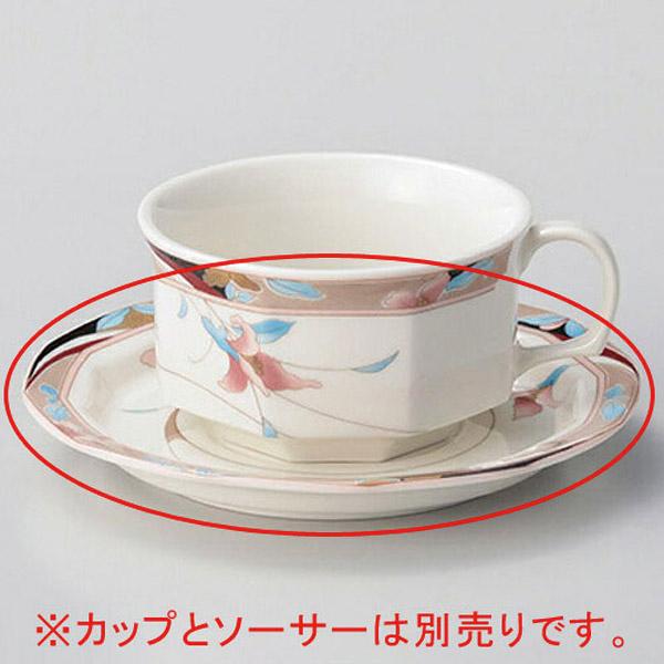 【まとめ買い10個セット品】和食器 ホ610-266 カトレア紅茶碗と受皿 【キャンセル/返品不可】【ECJ】