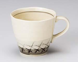 【まとめ買い10個セット品】和食器 ロ617-126 淡墨 コーヒー碗 【キャンセル/返品不可】【ECJ】
