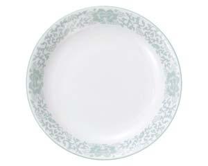 【まとめ買い10個セット品】ホ650-037 ヒスイぼたん 8.5吋丸皿【キャンセル/返品不可】【ECJ】