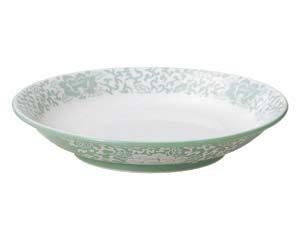 【まとめ買い10個セット品】和食器 ホ651-236 7.5冷麺深皿 【キャンセル/返品不可】【ECJ】