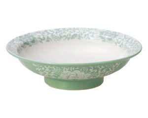 【まとめ買い10個セット品】和食器 ホ651-246 7.0高台皿 【キャンセル/返品不可】【ECJ】