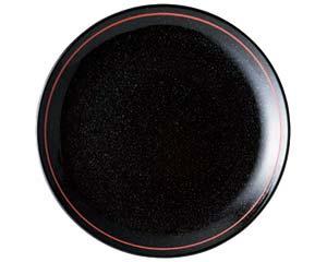 【まとめ買い10個セット品】ミ668-727 赤壁 9.0皿【キャンセル/返品不可】【ECJ】