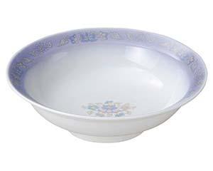 【まとめ買い10個セット品】和食器 テ675-026 紫8.0丸高台皿 【キャンセル/返品不可】【ECJ】