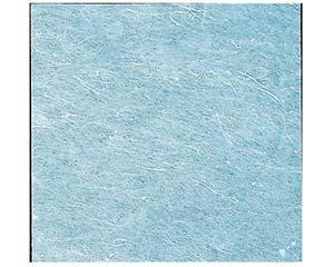 【まとめ買い10個セット品】オ743-397 ラミ雲流懐敷 カラーOP-C35 15cm角 水色【キャンセル/返品不可】【ECJ】