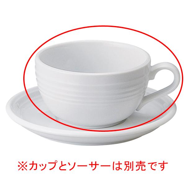 【まとめ買い10個セット品】ネ550-267 スパビット 白 ラテカップ【キャンセル/返品不可】【ECJ】