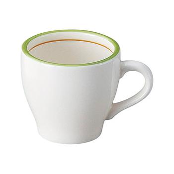 【まとめ買い10個セット品】カ591-697 グランデ・ライン コーヒー碗【キャンセル/返品不可】【ECJ】