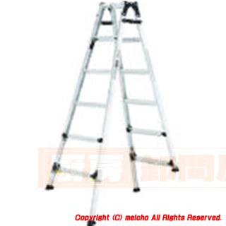 【業務用】アルインコ[株] アルインコ 伸縮脚立[ステップ幅広]90cm 最大使用質量100kg PRW90F