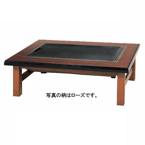 【業務用】業務用 ガス式 お好み焼きテーブル お座敷用 OWB-1500M 【 メーカー直送/後払い決済不可 】