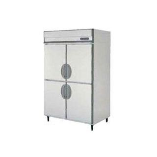 【業務用】フクシマガリレイ 福島工業 冷蔵庫 内装ステンレス鋼板 幅1200×奥行800×高1950mm URD-120RMD6 【 メーカー直送/後払い決済不可 】【PFS SALE】