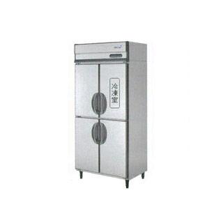 【業務用】フクシマガリレイ 福島工業 冷凍冷蔵庫 内装ステンレス鋼板 幅900×奥行650×高1950mm URN-091PM6 【 メーカー直送/後払い決済不可 】【PFS SALE】
