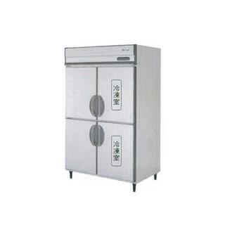 【業務用】福島工業 フクシマ 冷凍冷蔵庫 内装ステンレス鋼板 幅1200×奥行650×高1950mm URN-122PMD6 【 メーカー直送/後払い決済不可 】【PFS SALE】