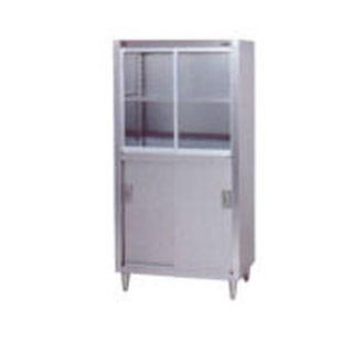 業務用 マルゼン 食器戸棚 BDS-127G 【 厨房機器 】 【 メーカー直送/後払い決済不可 】 【ECJ】