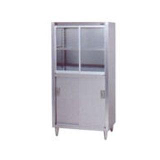 業務用 マルゼン 食器戸棚 BDS-156G 【 厨房機器 】 【 メーカー直送/後払い決済不可 】 【ECJ】