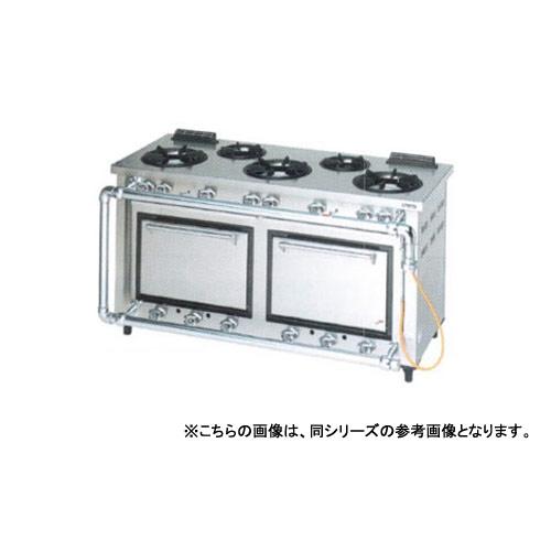 【業務用】マルゼン デラックスタイプガスレンジ MGRD-159WD 1500×900×800【 メーカー直送/後払い決済不可 】