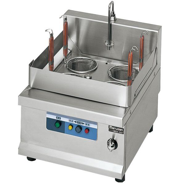 マルゼン 電気式卓上型ラーメン釜 MREK-045T 【 厨房機器 】 【 メーカー直送/後払い決済不可 】 【ECJ】