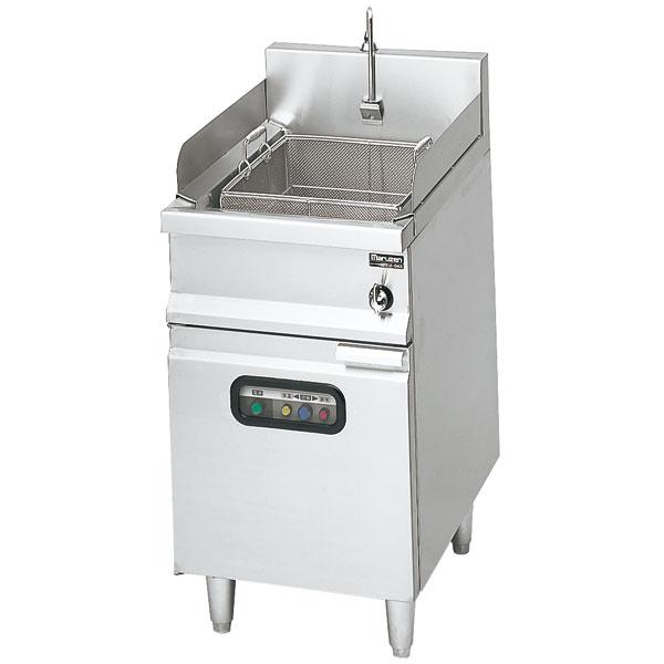 マルゼン 電気式うどん釜 MREU-106 【 厨房機器 】 【 メーカー直送/後払い決済不可 】 【ECJ】