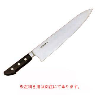 【待望★】 【業務用】【牛刀】日本鋼(ツバ付)牛刀 300mm, パソコンパオーンズ a1f5b586