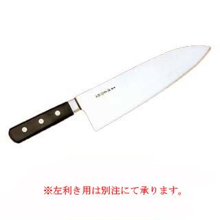 【業務用】【牛刀】日本鋼(ツバ付)小間切牛刀 300mm