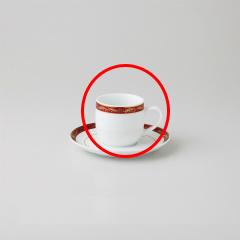【まとめ買い10個セット品】和食器 リチャード(純白強化磁器) デミコーヒーC 35A452-64 まごころ第35集 【キャンセル/返品不可】【ECJ】