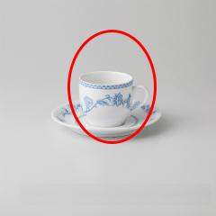 【まとめ買い10個セット品】和食器 ロイヤルブルー(強化セラミック) コーヒーC/S 36A466-24 まごころ第36集 【キャンセル/返品不可】【ECJ】