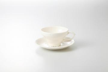 【まとめ買い10個セット品】和食器 ジャーマンスタイル コーヒーC/S 36A467-04 まごころ第36集 【キャンセル/返品不可】【ECJ】