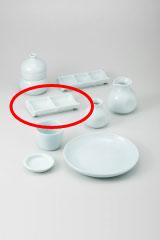 【まとめ買い10個セット品】和食器 青白磁 二品皿 36H309-32 まごころ第36集 【キャンセル/返品不可】【ECJ】