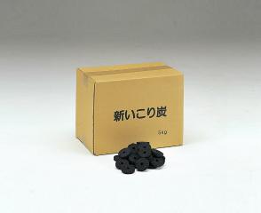 【まとめ買い10個セット品】和食器 新いこり炭(カット) 5kg 35K518-02 まごころ第35集 【キャンセル/返品不可】【ECJ】