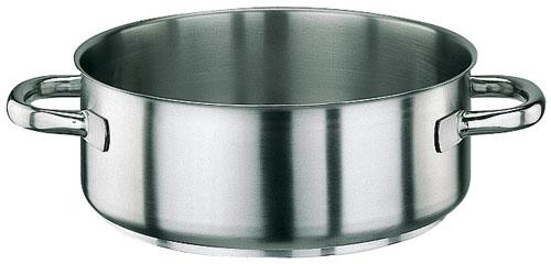 外輪鍋 パデルノ 18-10 ステンレス 外輪鍋[蓋無] 1009-40cm IH鍋 IH 100V対応 200V対応