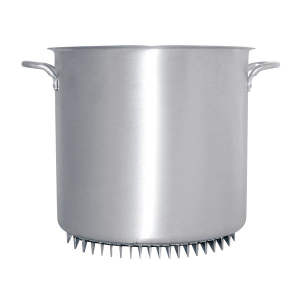 『 寸胴鍋 』アルミ エコライン寸胴鍋(蓋無) 54cm