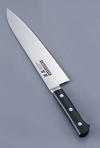 【牛刀】業務用 正広 MV-H シェフナイフ 27cm 14913「プラ柄」 【 庖丁 切れ味 関連品 】