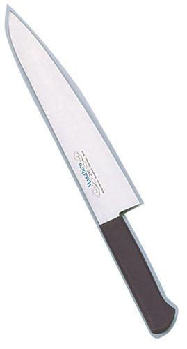 『 洋包丁 牛刀 』正広 プラ柄MV鋼 牛刀包丁 13914 30cm 両刃