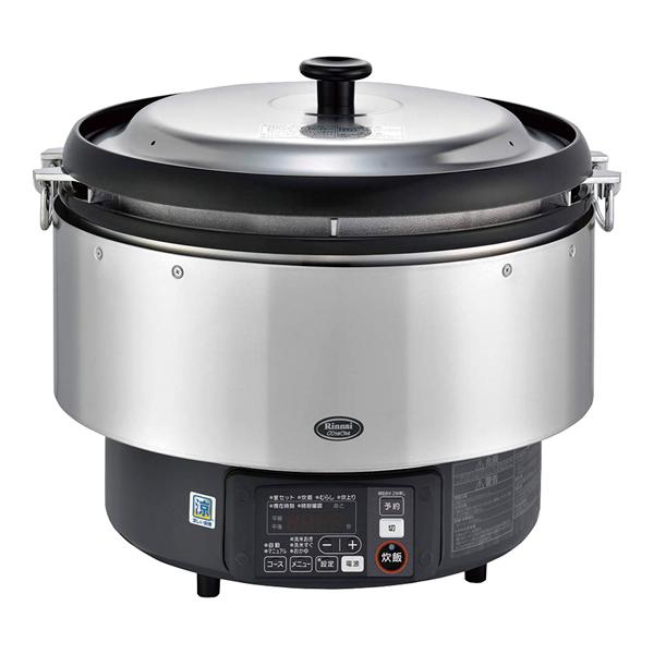 リンナイ ガス炊飯器αかまど炊き RR-S500G LPガス 【 メーカー直送/代引不可 】 【ECJ】