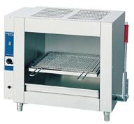 『 焼き物器 グリラー 』ニチワ電機 上火式電気魚焼器 GNU-31【 メーカー直送/後払い決済不可 】