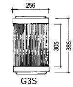『 焼き物器 グリラー 』グリットバー[スチール製] G3S【 メーカー直送/後払い決済不可 】