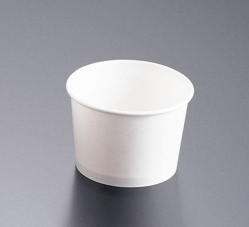 アイスクリームカップ PI-120T [1500入] 【 業務用 【 ストロー カップ 紙コップ関連品 】