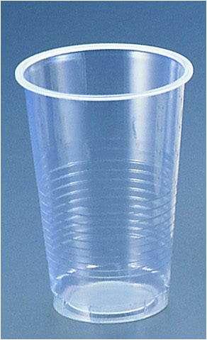 プラスチックカップ[透明] 9オンス [2500個入] 【 業務用 【 ストロー カップ 紙コップ関連品 】
